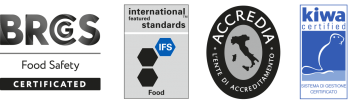 castelfrigo certificazioni